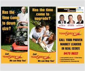 Flyer Design by ltorres.design - Team Spicy Downgraders and Upgraders Leaflets p ...