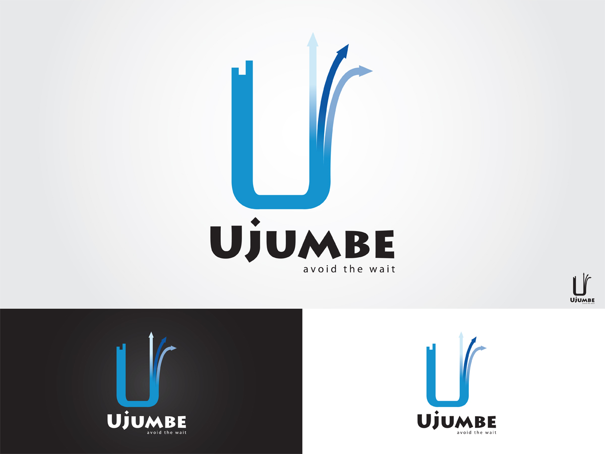 Modern, Economical, It Company Logo Design for Ujumbe (name