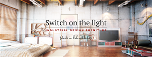 Graphic Design by Natalia - Slides for industrial furniture site
