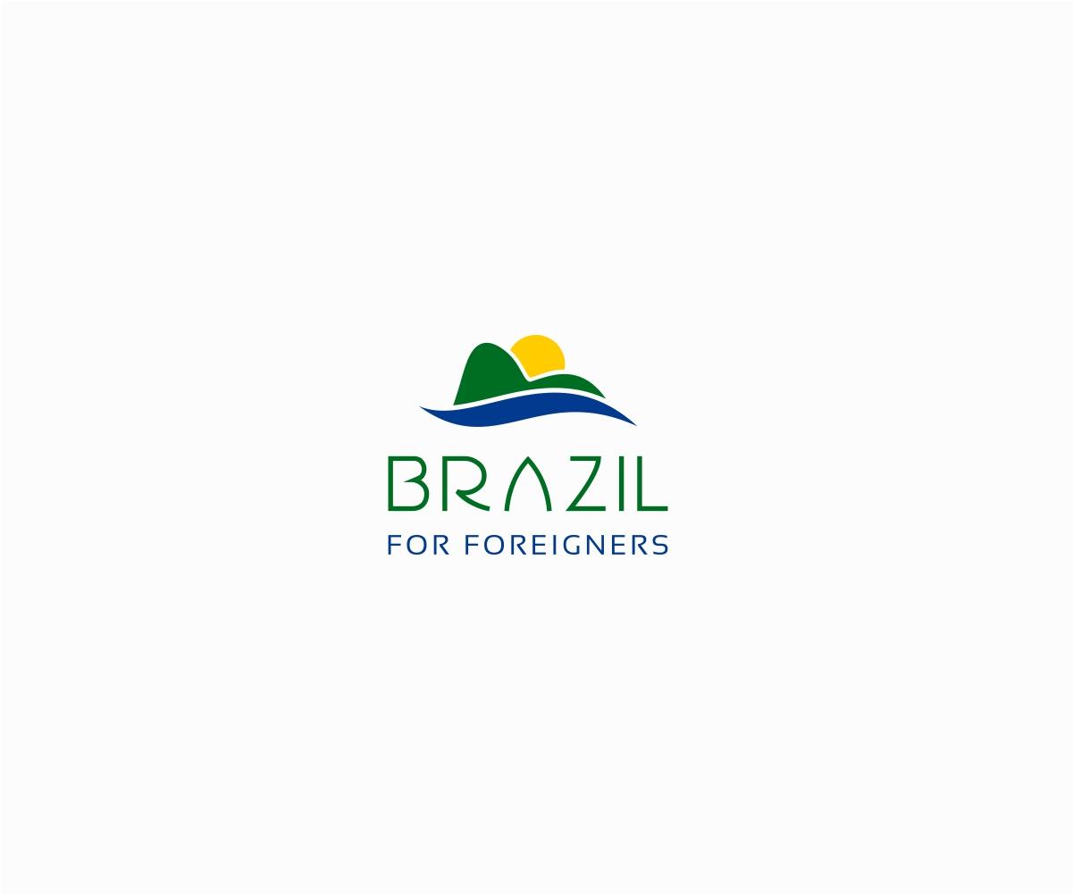 Brazil Tourism Vip Logo by luiz otavio I DESIGN