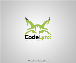Graphic Design by Mahmoud Shahin - Need New 'CodeLynx' Corporate Logo (Software an...