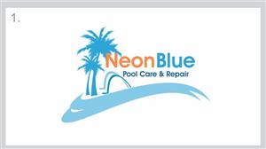 Pool Logo Design swimming pool logo design serious modern logo design for highland pools miho design best creative Bold Modern Pool Service Logo Design By Esolz Technolog