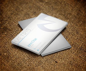 Innovative Business Card Design 1215899