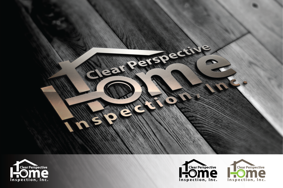Logo Design For Clear Perspective Home Inspection, Inc. By Sikorulab