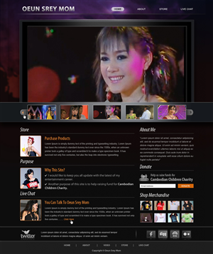 Web Design by Creative Chamber - Web Design Project