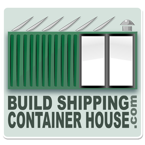 Logo Design by Jarneyoneil.com - Logo for a shipping container house