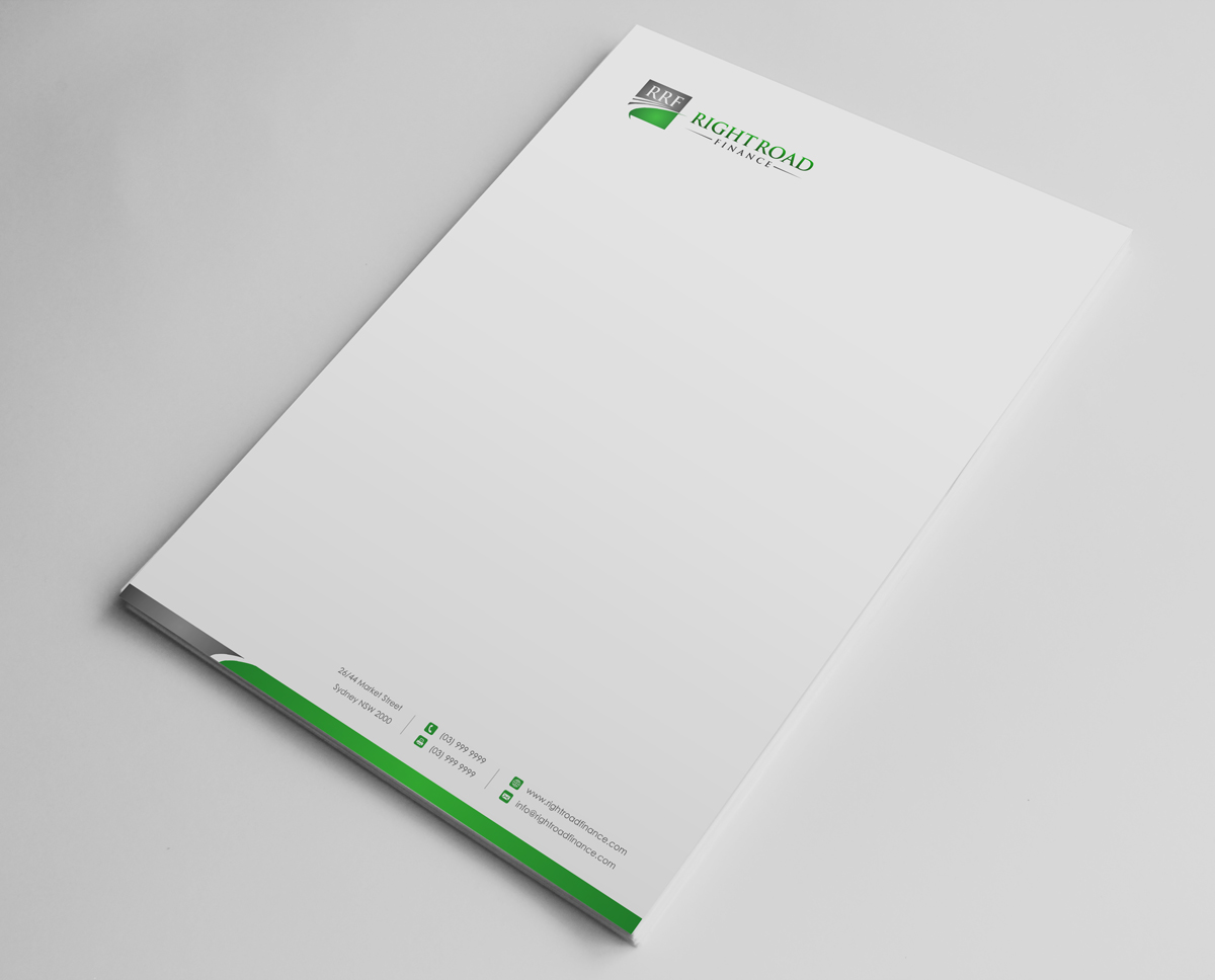 Finance letterhead design for a company by logodentity design 4253703 finance letterhead design for a company in australia design 4253703 spiritdancerdesigns Choice Image