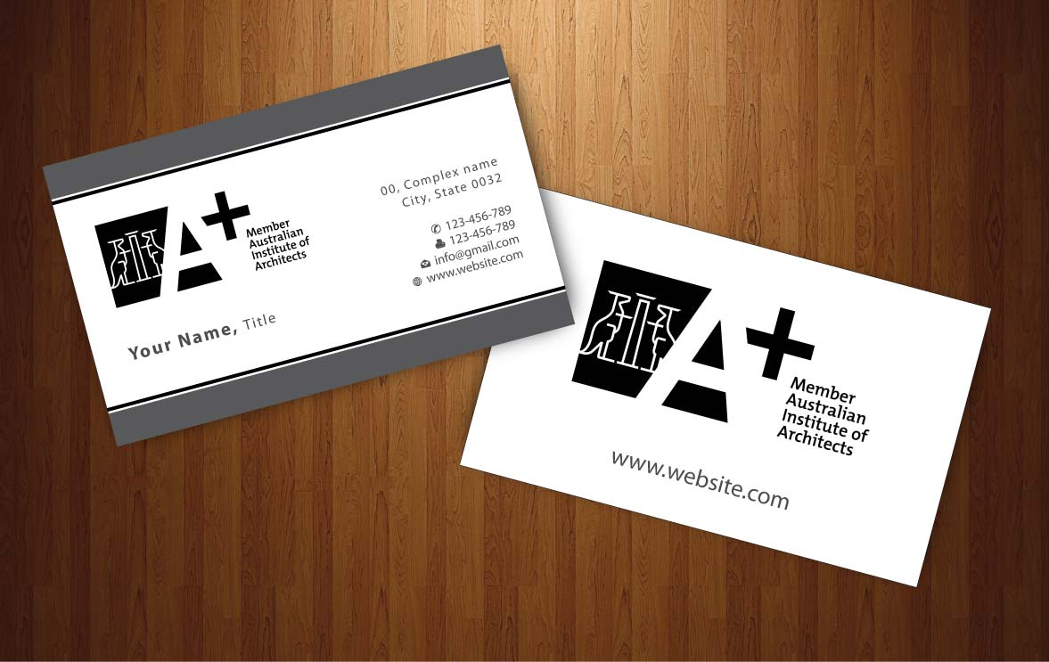 Elegant, Modern, Business Business Card Design for Home by Sbss ...
