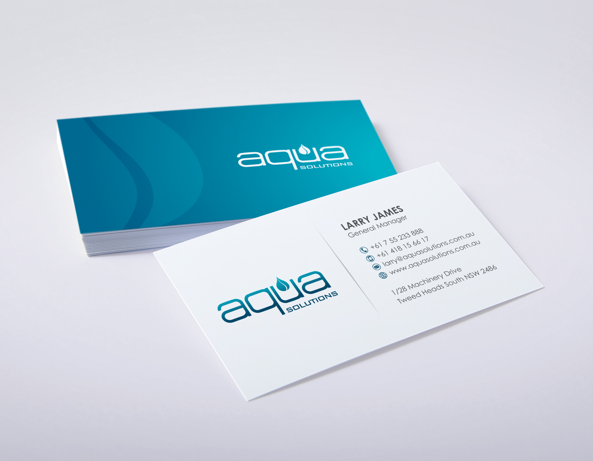 Bold, Modern Business Card Design for Wendy by logodentity ...