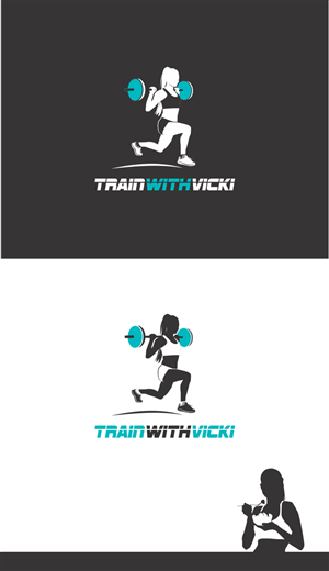 personal trainer logo design galleries for inspiration