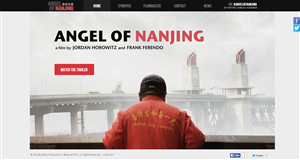 Web Design by luiso85 - Documentary Feature Film Website