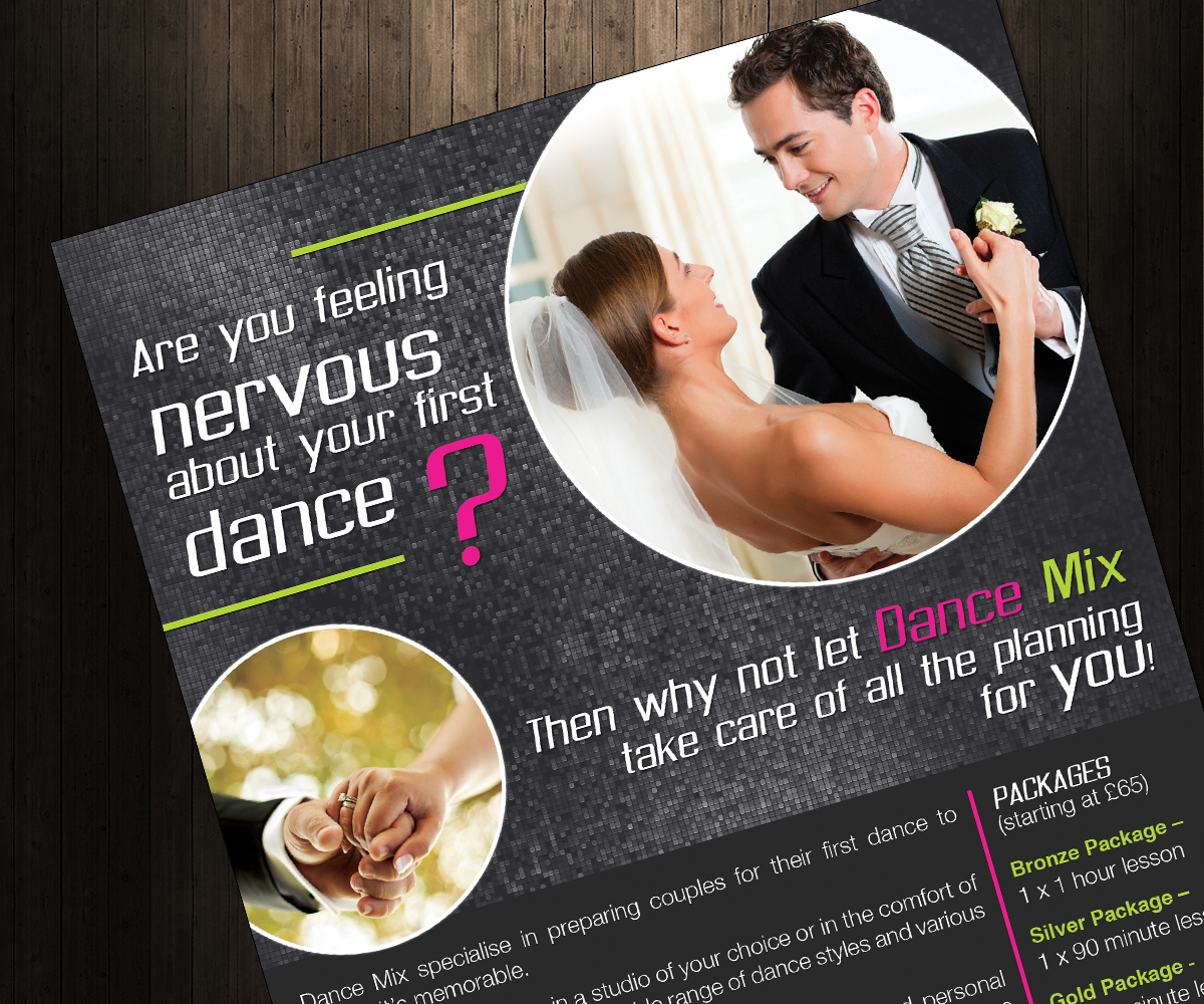 Wedding Flyer Design Galleries for Inspiration