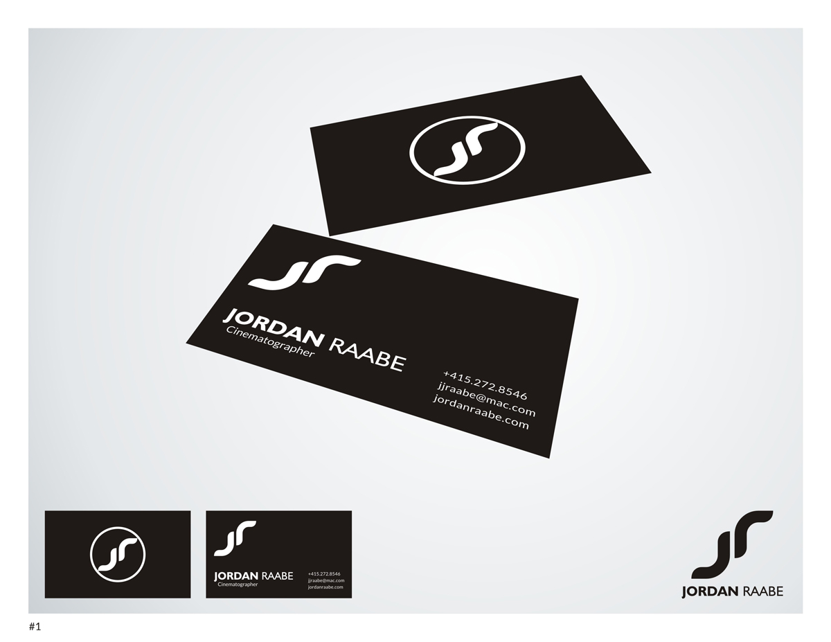 Modern, Masculine, Steel Business Card Design for a Company by ...