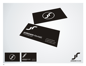 Business Card Design by brandit - Jordan Raabe - Cinematographer