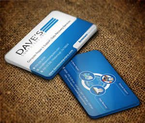 149 Professional Business Card Designs for a business in