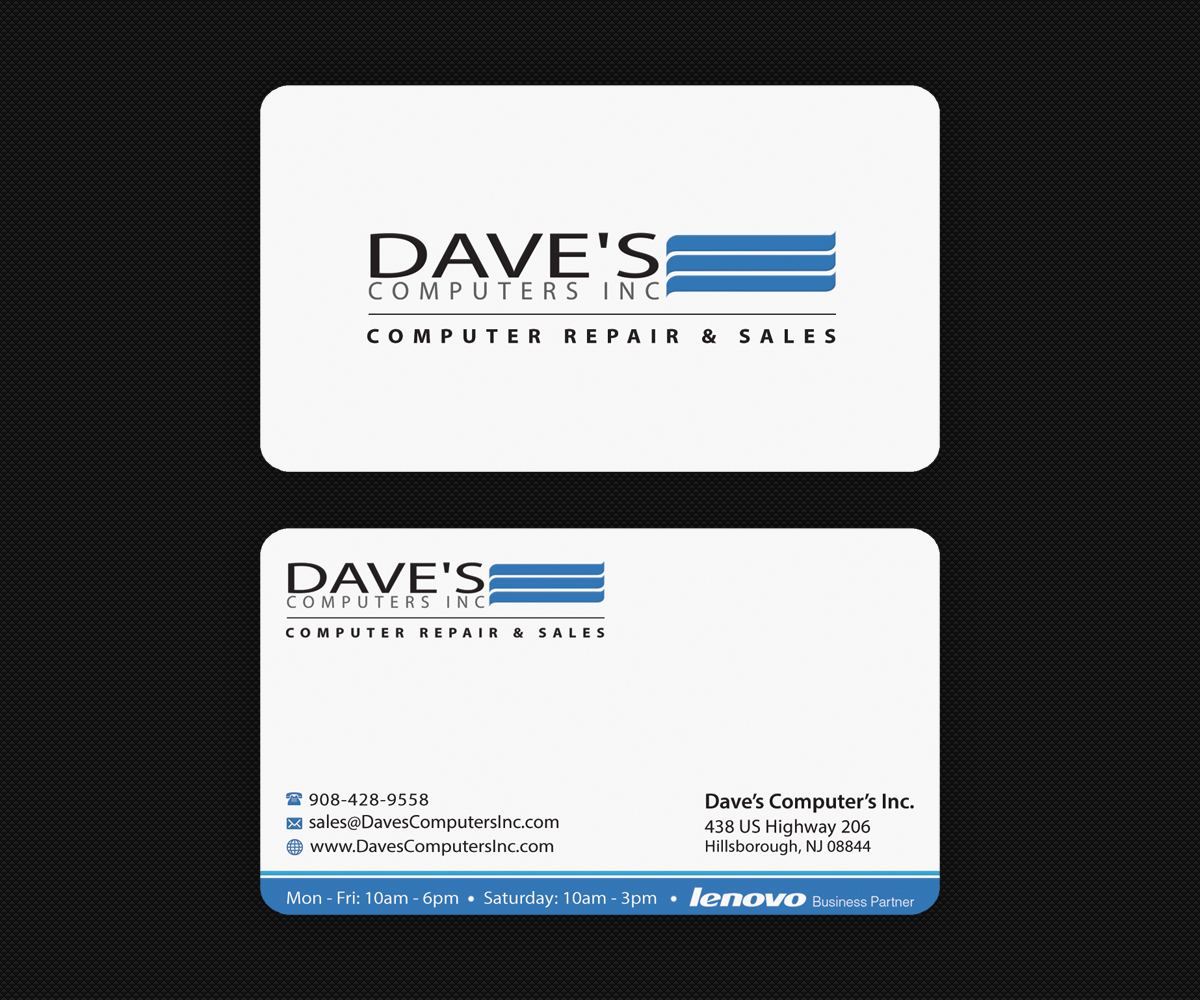 149 Professional Business Card Designs for a business in United ...