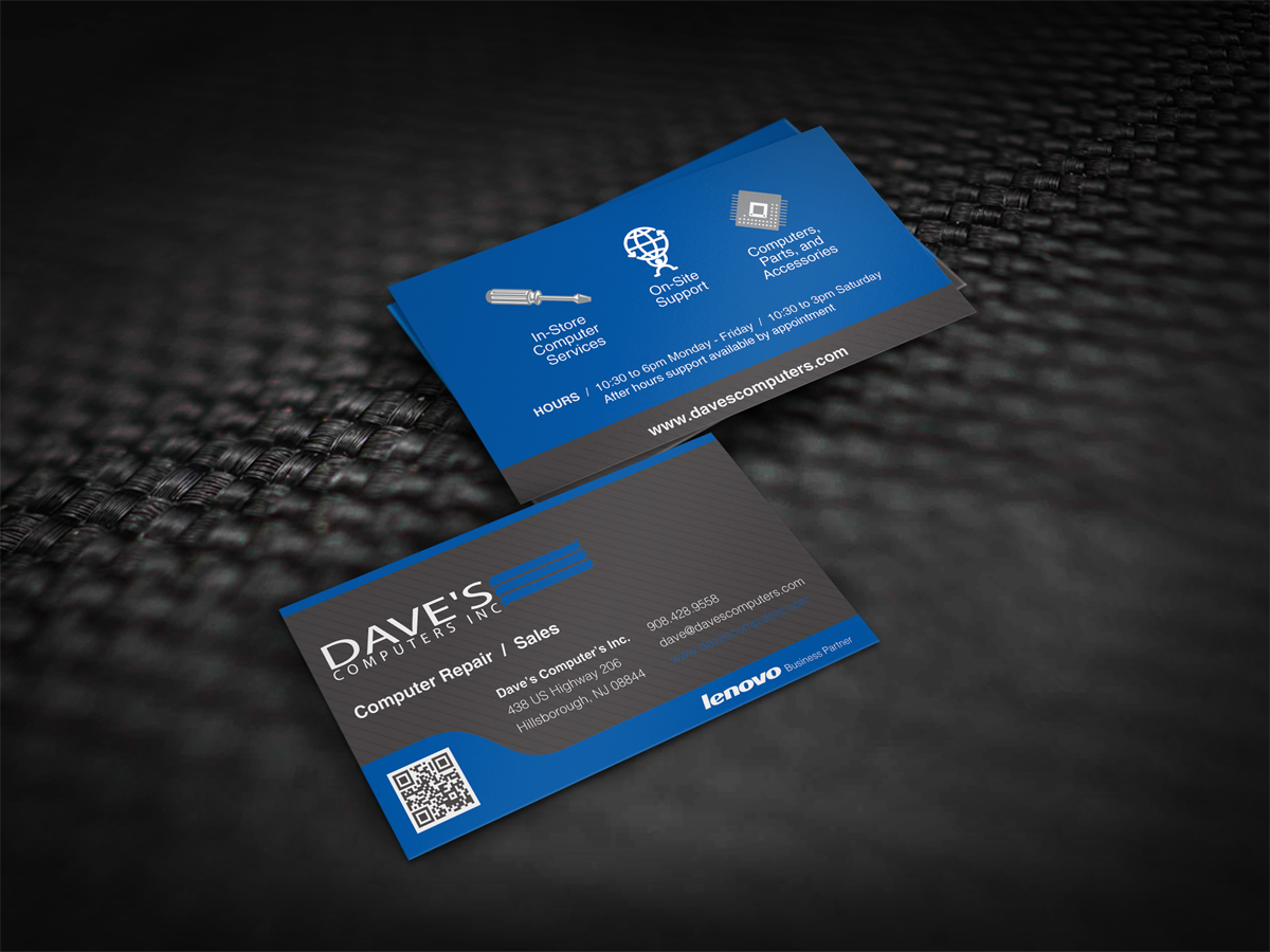 Business Business Card Design for David Molnar by diRtY.EMM | Design ...