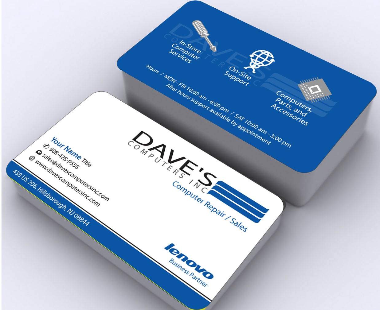 Business Business Card Design for David Molnar by Sbss   Design #4253834