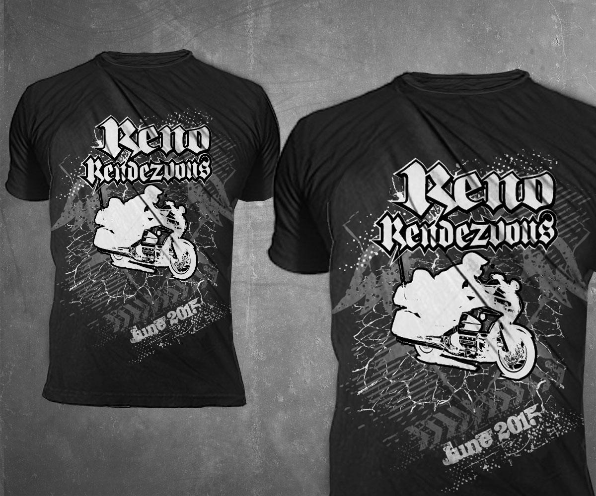 Shirt design needed - T Shirt Design By Trhz For Touring Motorcycle T Shirt Design Needed For Inaugural