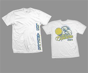 T-shirt Design by FTWiNN - Labor Day Tournament