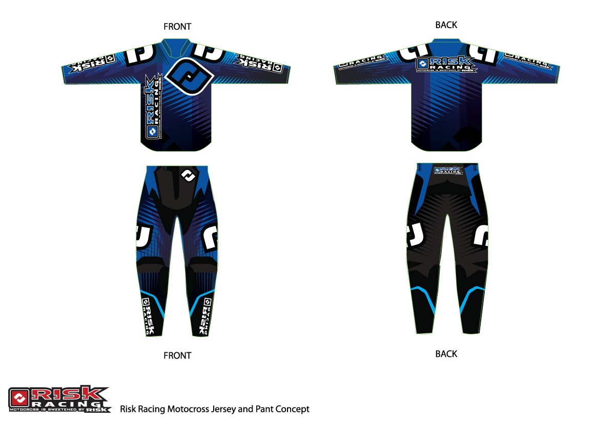 Shirt design jersey - T Shirt Design Design 4304282 Submitted To Motocross Jersey And Pant Design