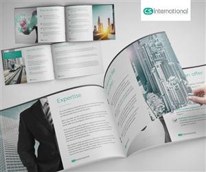Brochure Design by Oilegak -  An international recruitment business looking  ...
