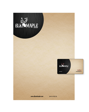 Stationery Design #284098