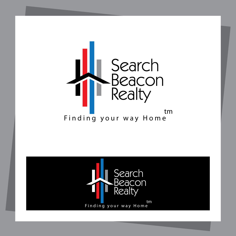 Designed Your Way: Design De Logo Professionnelle, Sérieux, Business Pour Search Beacon Realty Tagline: Finding