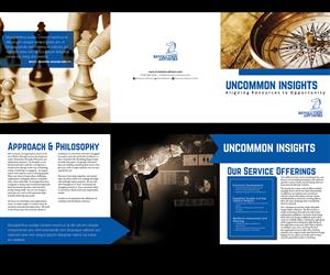 Brochure Design by CreativeQD - Economic Development Consulting  needs killer   ...