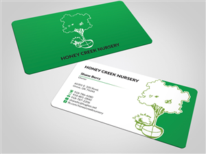Tree business card design galleries for inspiration business card colourmoves