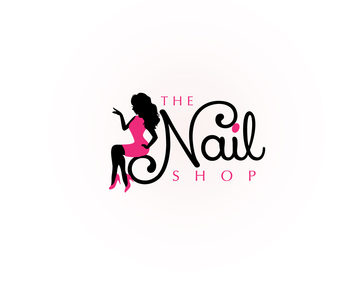 Salon Logo Design for The Nail Shop by m_designs  Design #17