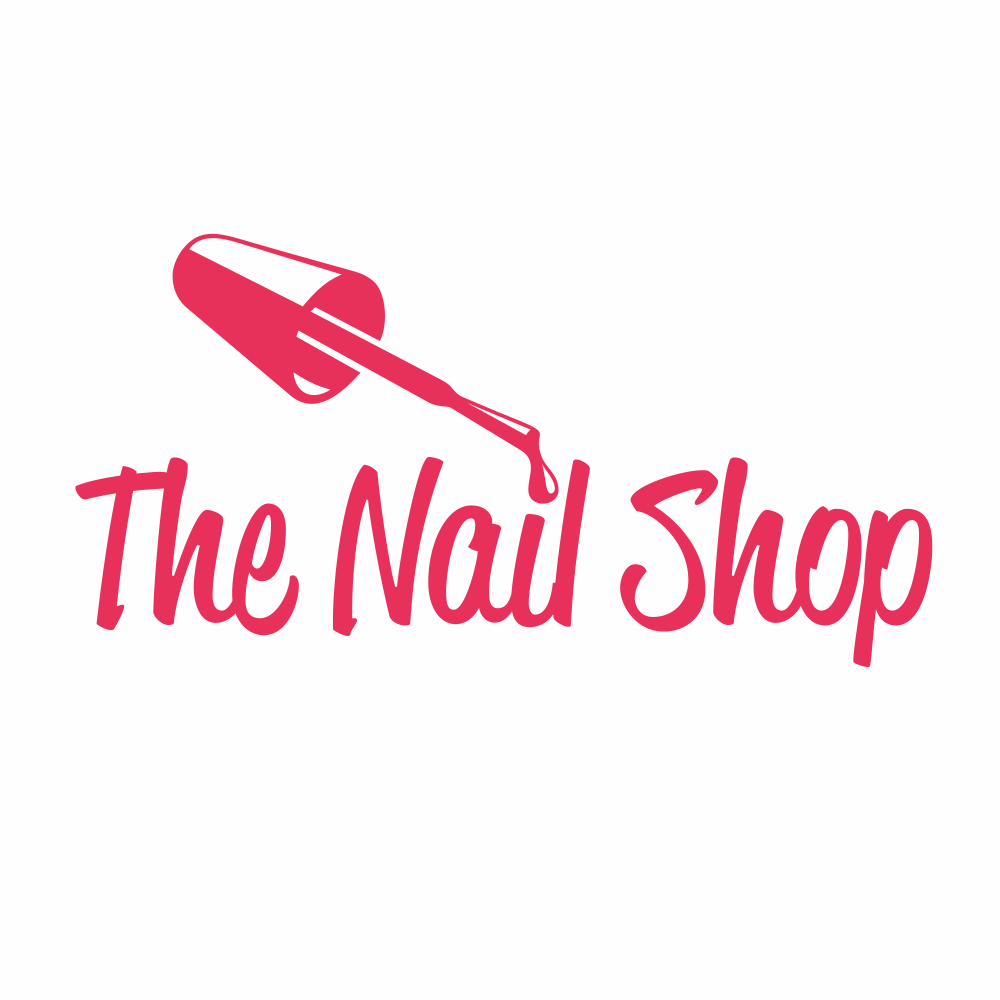Salon Logo Design for The Nail Shop by Patricio | Design #4292715