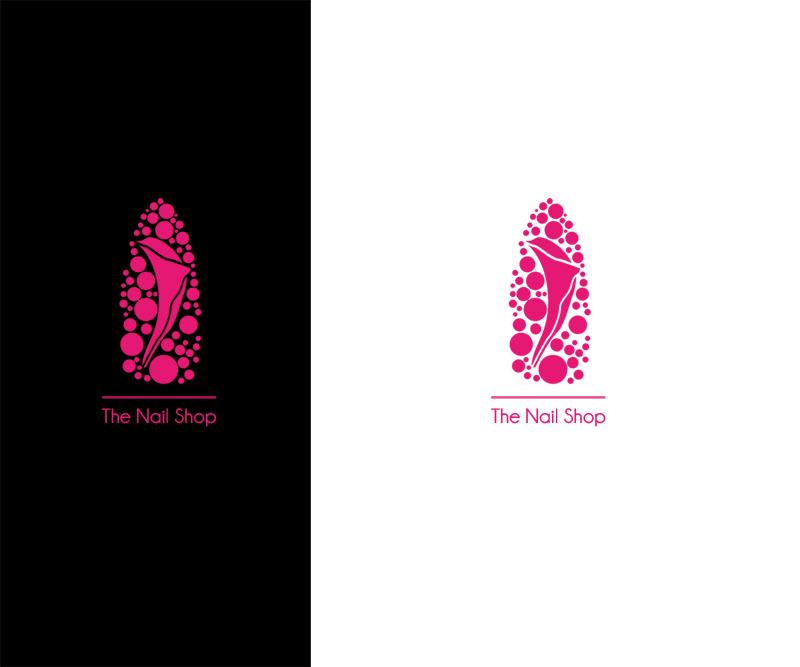 logo design for jessica saelim by rainbbit design 4286315