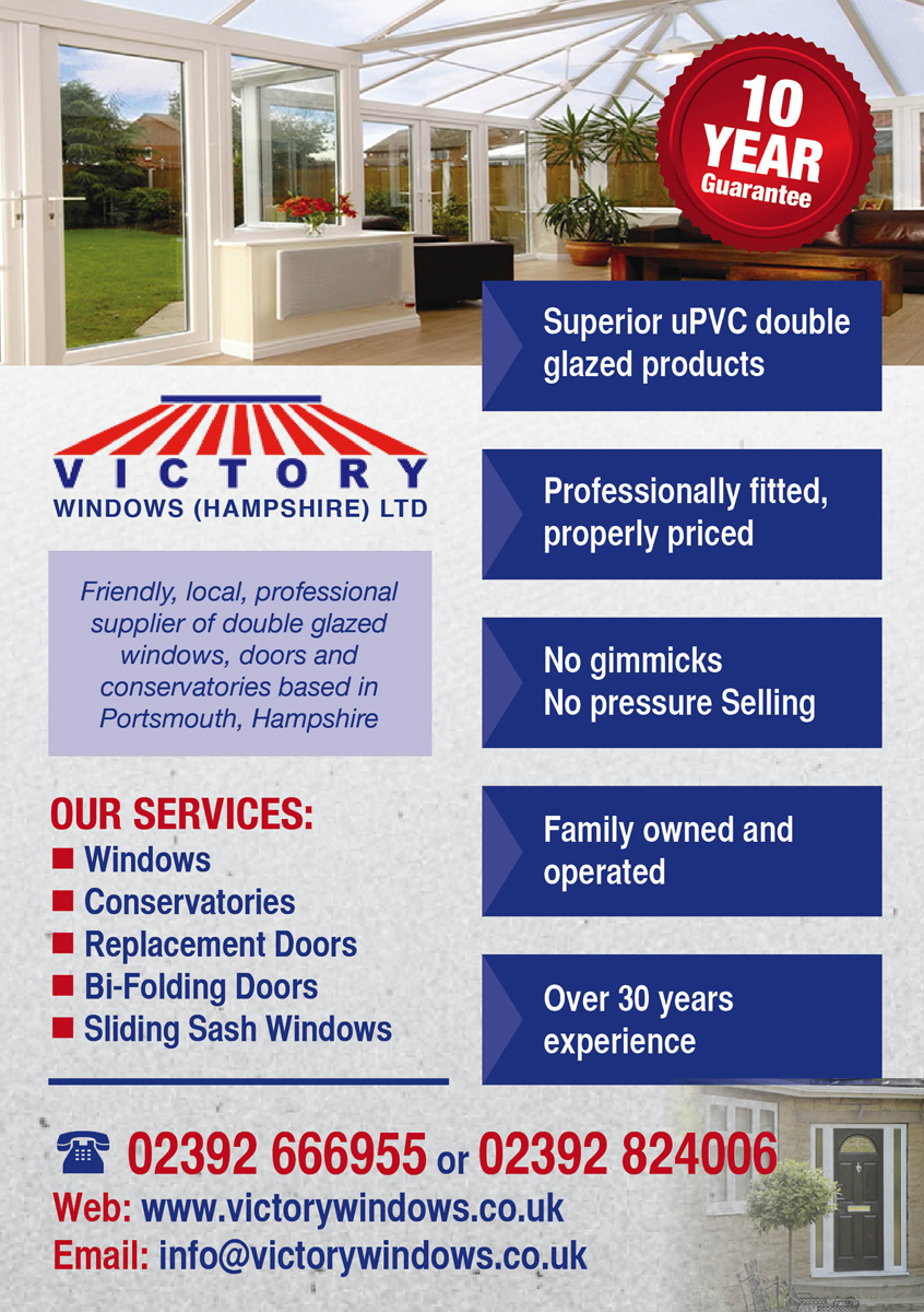 Flyer design for keith morriss by nitamac design 4287094 for Double glazing firms