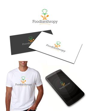 Logo Design by Umer - Foodlanthropy