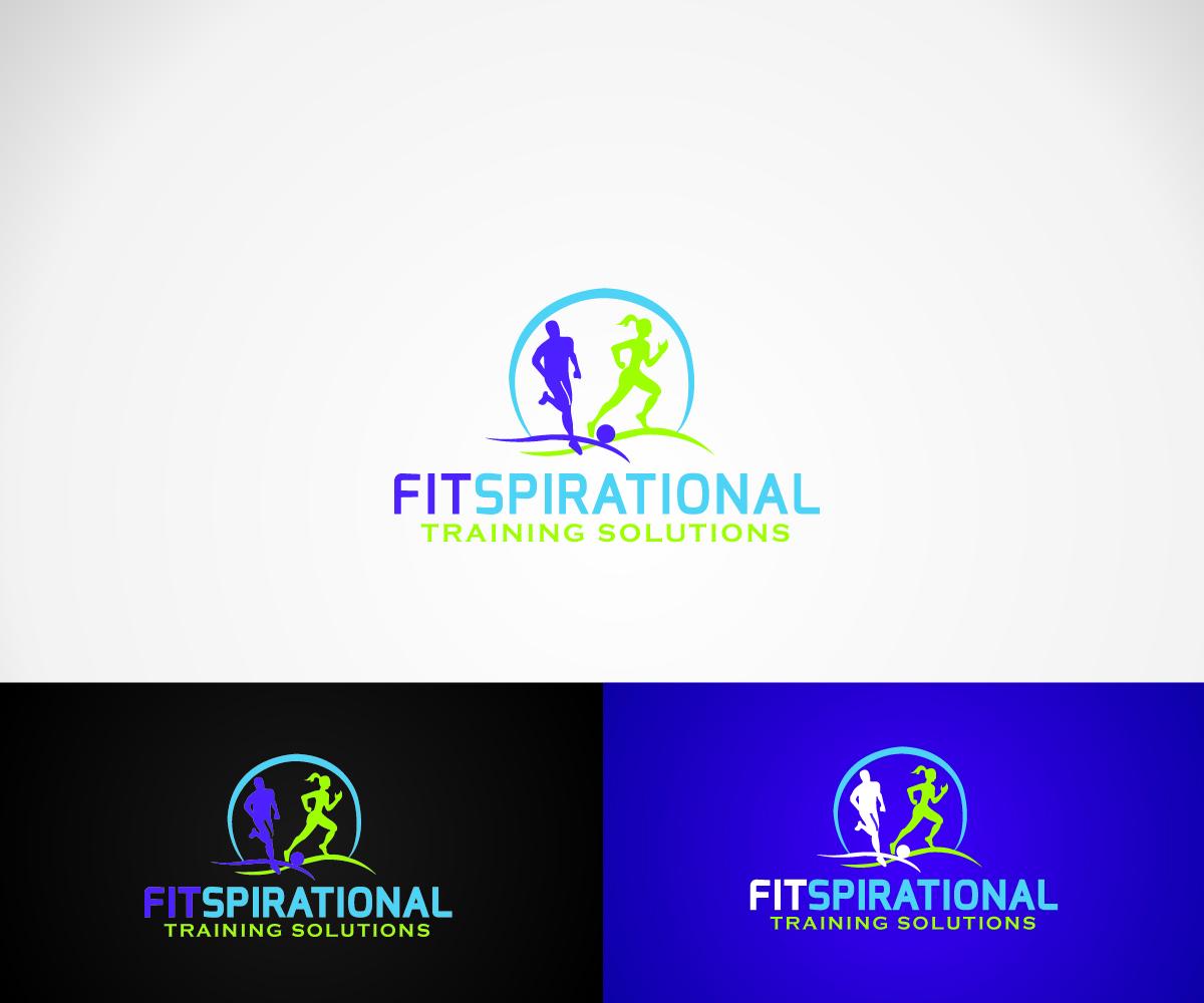 Upmarket Juguet N Logo Design For Fitspirational Training