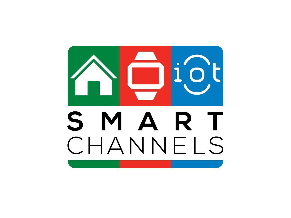 Smart Channels Logo Design by nicholash
