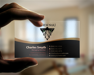 business card design by mediaproductionart for this project design 4306172 - Band Business Cards