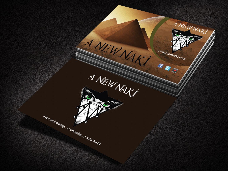 Business Card Design for Ben Graham by Pawana | Design #4295497