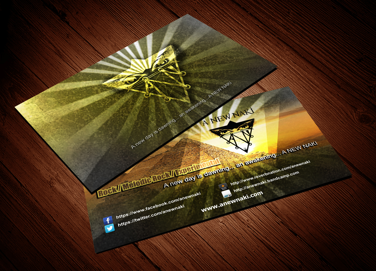 Business Card Design for Ben Graham by Ron_Hab Graphics | Design ...