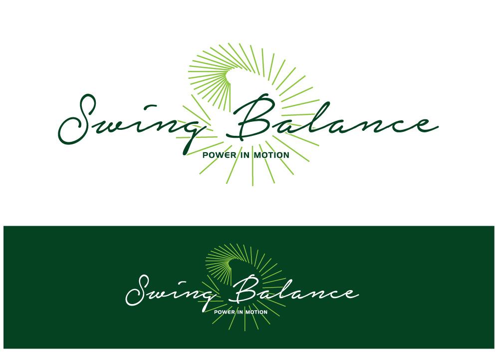 Golf Swing Logo Golf Swing System Design