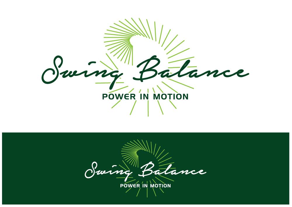 Golf Swing Logo Golf Swing System Closed
