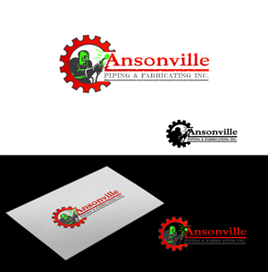 Logo Design by PIXIDUST - Ansonville Piping's logo