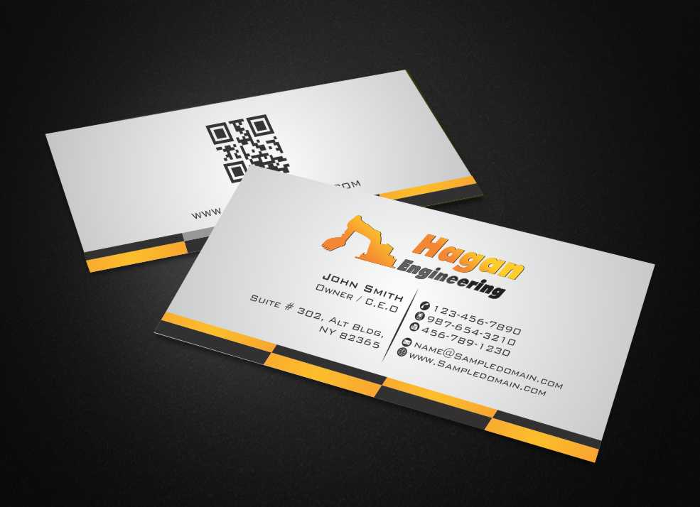 Serious professional business card design for marguerite amols by business card design by awsomed for civil engineering business card design design 4315073 reheart Gallery