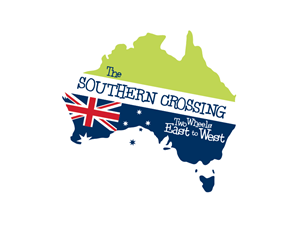 "Logo Design job – A Motor Bike Adventure trip ""The Southern Crossing"" – Winning design by sD"