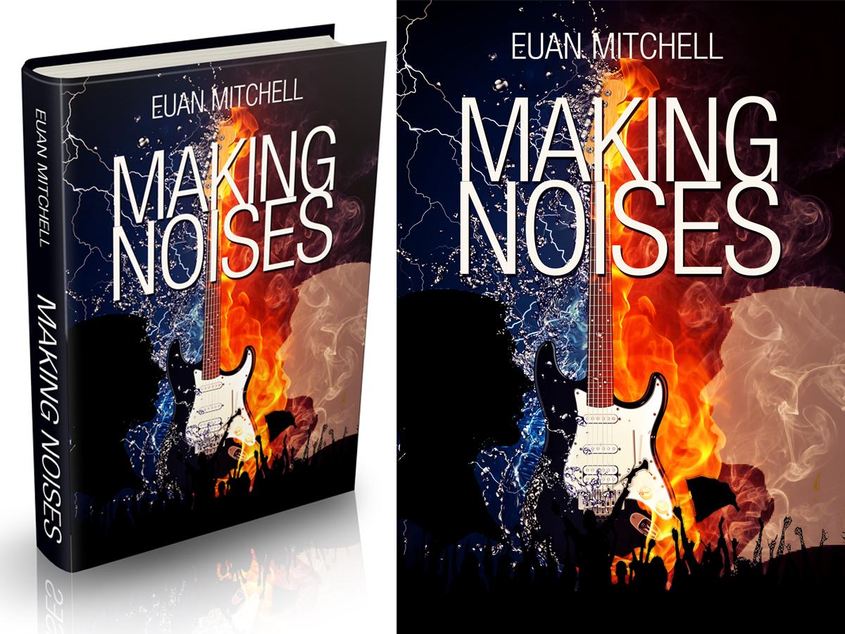 Music Book Cover Design : Graphic design book cover for overdog press by sdeb