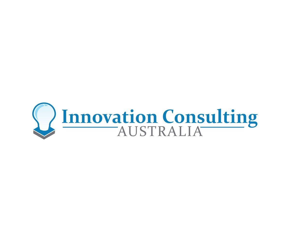 business logo design for innovation consulting australia