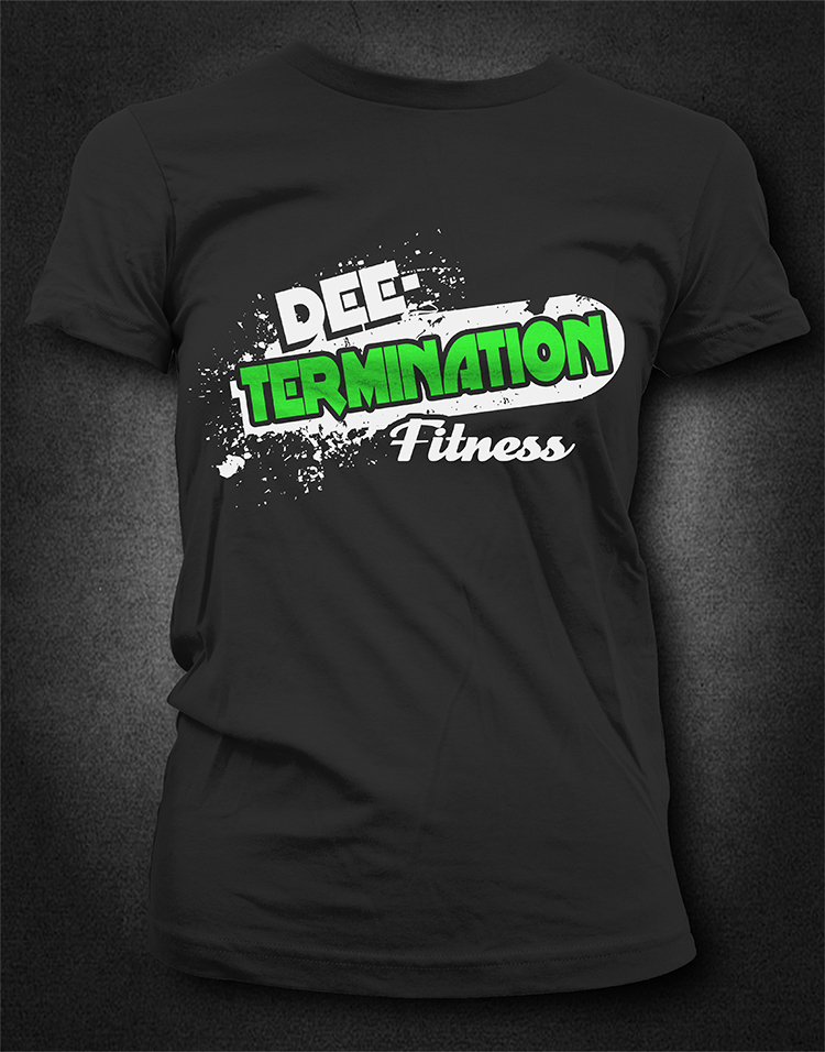 Bold modern advertising t shirt design for a company by for T shirt advertising business
