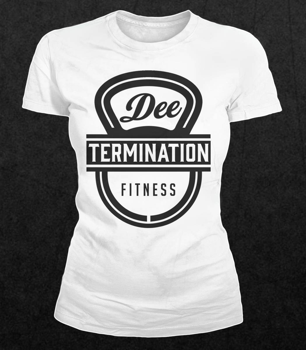Bold modern t shirt design for dee westland by kid ink for Modern t shirt designs
