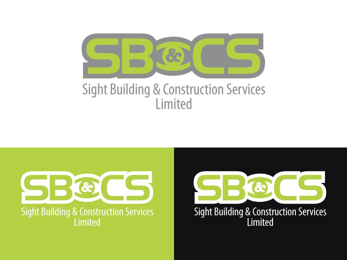 modern masculine construction logo design for none